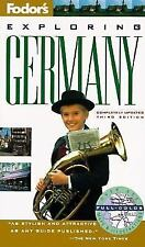 Exploring Germany by Inc. Staff Fodor's Travel Publications (1996, Paperback)