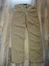Paul Smith Jeans, Brown Regular Fit -Corduroy W28/L28in-British fashion designer
