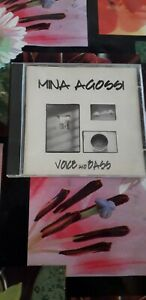 FRENCH CD JAZZ VOCAL MINA AGOSSI VOICE AND BASS EX+1997 DSC PRIVATE
