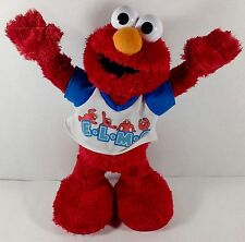 Elmo Talking and Dancing YMCA Singing Animated Doll 2003 Fisher Price Mattel 15""