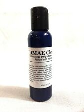 DMAE Controlling Cleanser Dame MSM w/ side of Jojoba Beads 2oz Facial Cleaner