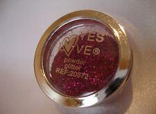 Yes Love Fines Paillettes Libres 04 Violet Visage Corps Cheveux Nail Art