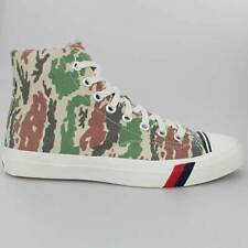 Pro Keds Culto Zapatillas Royal Hi Camuflaje Blanco Beige PK54980 Zapatos