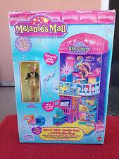 Melanie's Mall Glitz n Glitter Jewerly shop & Pet Paradise shop CAP TOYS 96' MIB