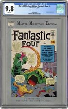 Marvel Milestone Edition Fantastic Four #1 CGC 9.8 1991 2000804008