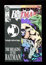 BATMAN 497 (9.8) BANE BREAKS BATMANS DC (b013)