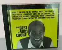 The Best of Sam Cooke CD 1988 BMG Music RCA