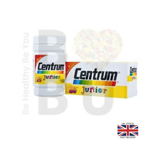 CENTRUM JUNIOR vitamins&minerals  30/60/90 lozenge for children