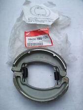 original Honda ZAPATAS DE FRENO PARA CB 250 06430-kbg-702 NUEVO