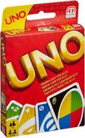 110-3) Mattel UNO Kartenspiel   MATTEL NEU & OVP  Spiel