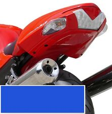 2006-2011 Kawasaki Ninja ZX14 ZX-14 Hotbodies ABS Undertail - Plasma Blue 2007
