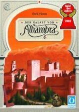 Queen Games Alhambra-Gesellschaftsspiele mit Landkarten- & Weltkarten-Thema