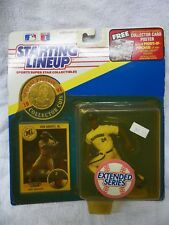 1991 Ken Griffey Jr Vintage Starting Lineup Figure With Card and Coin