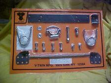 Harley,Police type Solo Seat  mounting kit 58-84 FL, FX, Shovel head