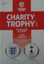 Ex England Allstars v Spurs Ladies (Charity Trophy) at Bishop Stortford. 13/8/17