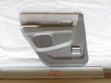 NEW DOOR TRIM PANEL MITSUBISHI MONTERO SPORT 00 01 02 03 04 PAJERO LH REAR OEM
