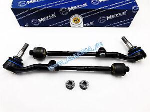 Set Reinforced Meyle HD Tie Rods Suitable For BMW E90 E91 E81 E87
