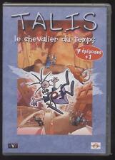 NEUF DVD TALIS LE CHEVALIER DU TEMPS DESSIN ANIME 8 EPISODES SOUS BLISTER