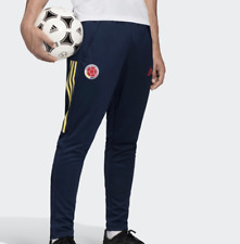 SELECCION COLOMBIA NATIONAL TEAM TRACK PANTS FCF ADIDAS FI5312 JERSEY