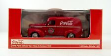 1945 Coca Cola Panel Delivery Van NEW 1/43 Diecast Model Motorcity