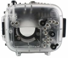 Polaroid SLR Waterproof Housing Case For Canon 70D Camera with a 18-55mm Lens