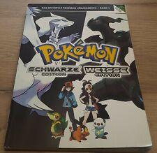 Pokemon - Schwarze / Weisse Edition - Lösungsbuch