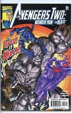 Avengers Two Wonder Man and the Beast 2000 series # 3 near mint comic book