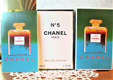ANDY WARHOL CHANEL No.5 EDP LIMITED EDITION (Green) 1.7oz-50ml NEW Very Rare!