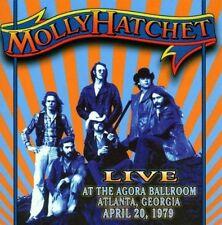 "Molly Hatchet:  ""Live At The Agora Ballroom Atlanta, Georgia 1979""  (CD)"
