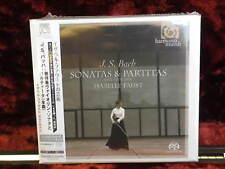 Harmonia Mundi SACD HMSA-0058/9 Isabelle Faust Bach: Sonatas & Partitas F/S