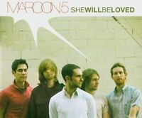 Maroon 5 She will be loved (2004) [Maxi-CD]
