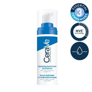 CeraVe Hydrating Hyaluronic Acid Serum 30ml