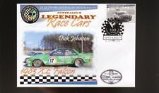 DICK JOHNSON 1983 XE FORD FALCON LEGENDARY RACE CAR COV