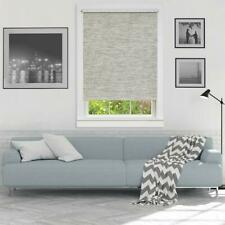 Achim Heather Gray Cordless Paper Privacy Roller Shade - 62 in. W x 72 in. L