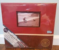 Paper Boutique Scrapbook Kit Travel Memories, Vacation. More Than 200 Pieces!