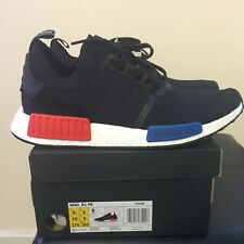 Adidas NMD R1 Pk OG Black and White Size UK 9 EU 43.33 S79168