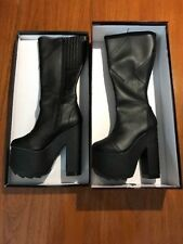 Demonia Zip Block Boots for Women