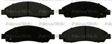 Disc Brake Pad Set fits 2006-2008 Isuzu i-290 i-370 i-280  NEWTEK AUTOMOTIVE