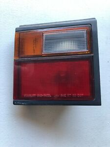 1986-1987 Honda Accord Left Driver Lid Mounted Tail Light OEM A16