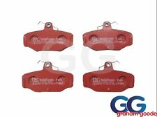 Ford Sierra Escort RS Cosworth 2wd 4x4 4wd Rear Brake Pads EBC Uprated DP3617C
