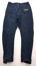 """S320 G-Star Raw TRACK PANTS Jogger Relaxed Jeans Tag sz 33x32 (Mea 30-34""""x29"""")"""