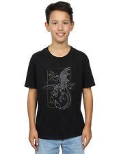 Harry Potter Niños Dragon Line Art Camiseta