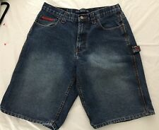 US POLO ASSN Men's  Denim Carpenter Shorts Size 30