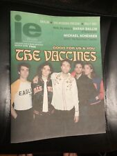 Illinois Entertainer Paper(March 2018) The Vaccines(cover)Michael Schenker