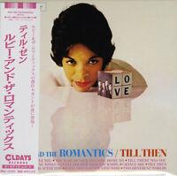 RUBY AND THE ROMANTICS-TILL THEN-JAPAN MINI LP CD BONUS TRACK C94