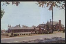 1950s POSTCARD VERSAILLES IN MOON LITE MOTEL MOTOR COURT