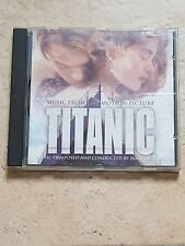 TITANIC : MUSIC FROM THE MOTION PICTURE (AUDIO CD) FEATURES CELINE DION
