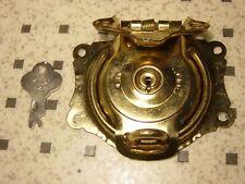 Restoration Hardware Long Lock Trunk Chest Latch With Key