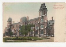 Wood Green Home & Colonial Training College London Vintage Postcard 198a