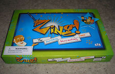 Zing! The Bewitching Storymaking Game (2006) by TLI - COMPLETE in Original Box!
